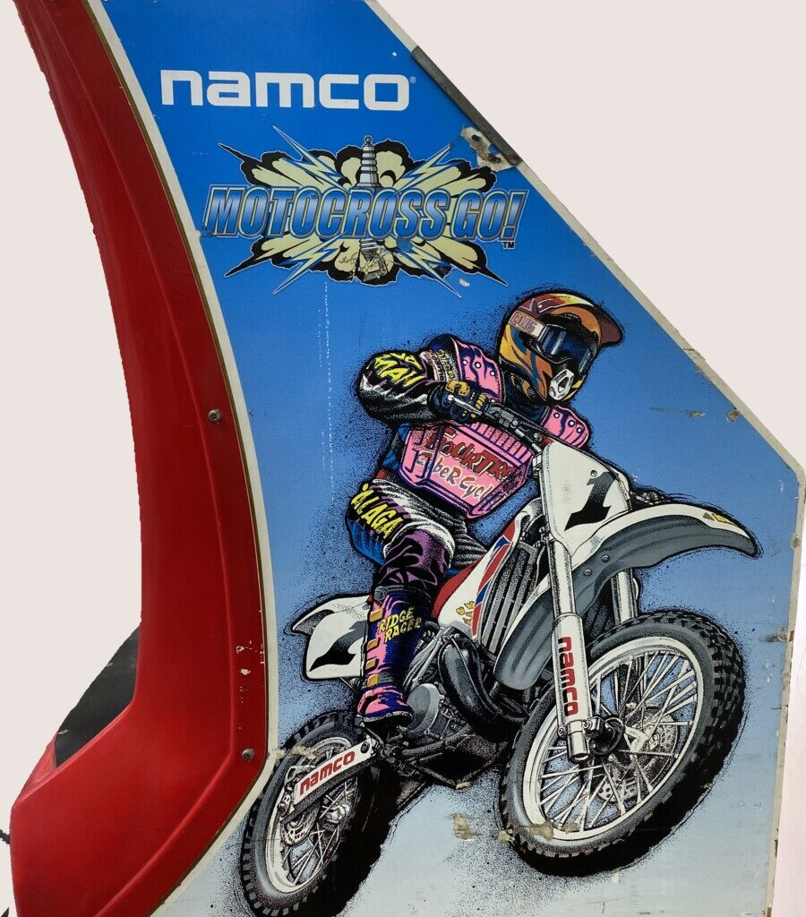 NAMCO MOTOCROSS GO!