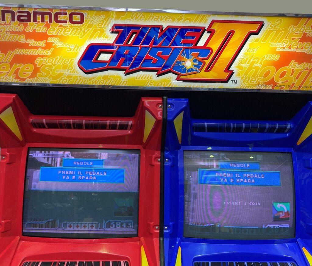 NAMCO TIME CRISIS II
