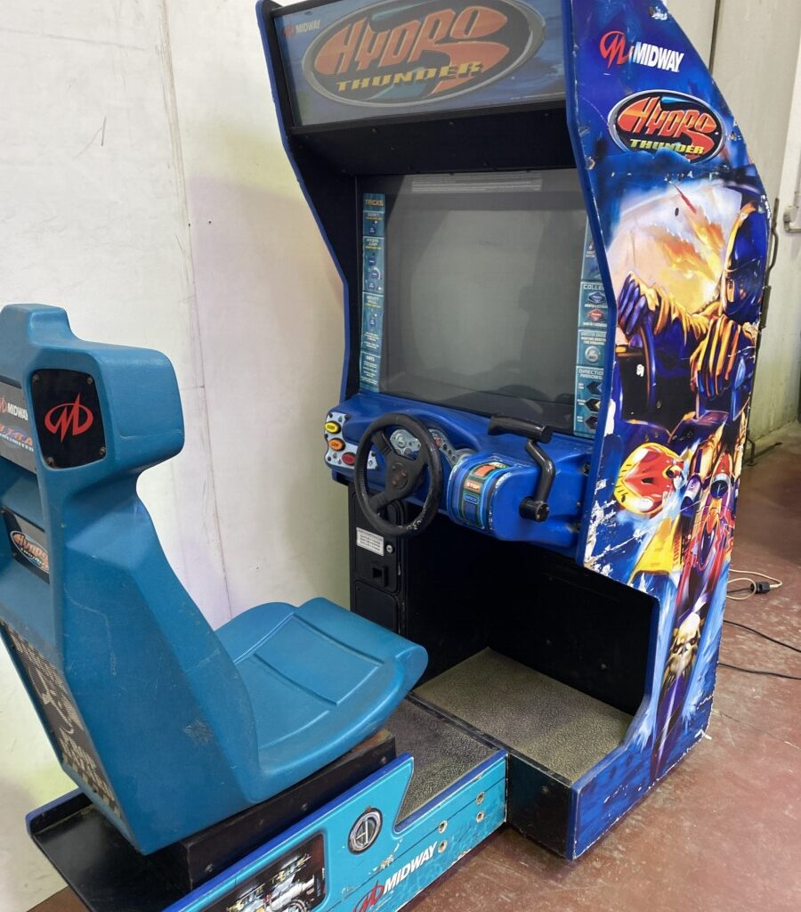 MIDWAY HYDRO THUNDER