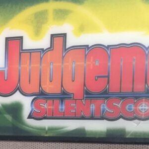 KONAMI SILENT SCOPE 2 - FATAL JUDGEMENT PER RICAMBI