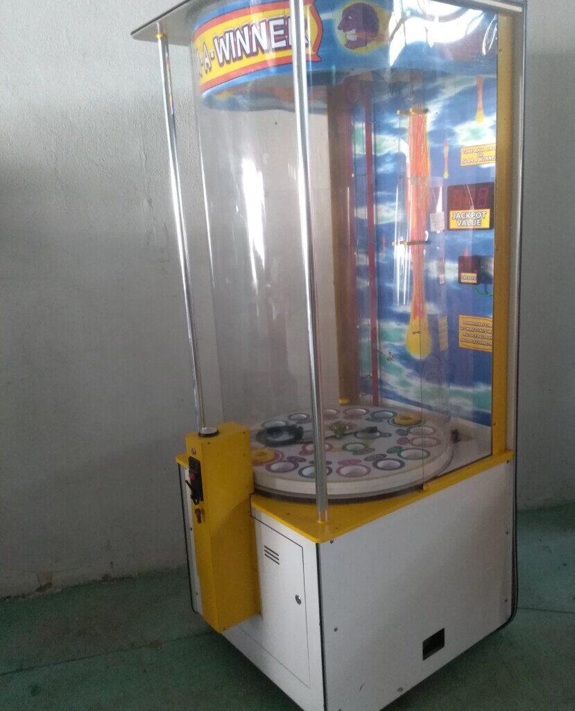 REDEMPTION MACHINE SLAM A WINNER