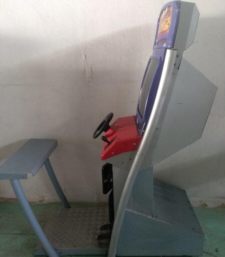 KONAMI THRILL DRIVE 2 PER RICAMBI