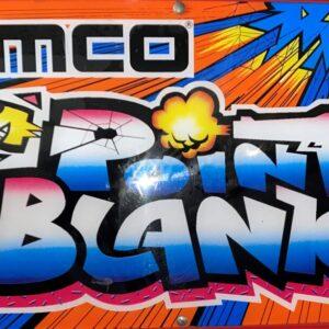 NAMCO POINT BLANK