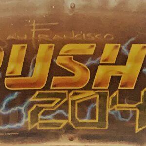 ATARI SAN FRANCISCO RUSH 2049 - NON FUNZIONANTE