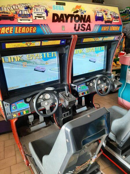 Daytona Usa lcd