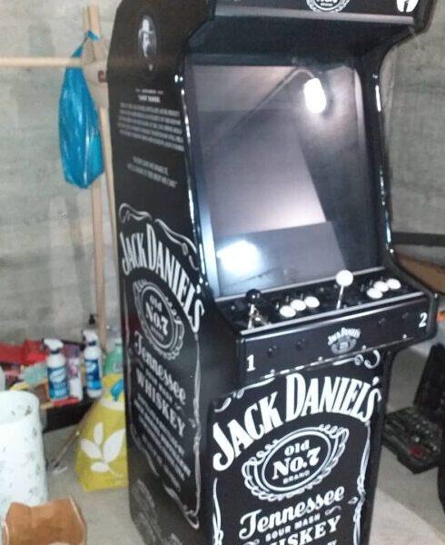Cabinato arcade Jack Daniel's