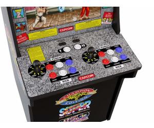 Street Fighter II Arcade 1 up